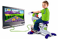 Le Smart Cycle de Fisher Price