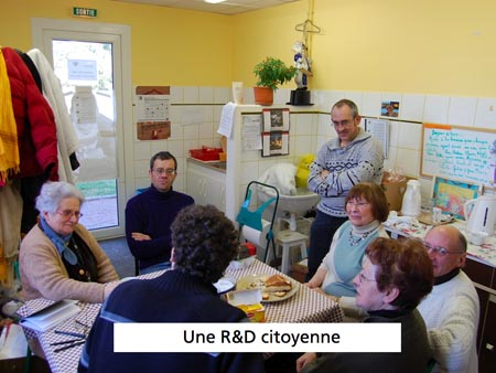 Les citoyens innovent