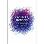 La couverture de Predictably Irrational de Dan Ariely