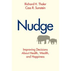 Nudge de Thaler et Sunstein