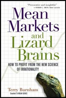 Mean Markets and Lizard Brains par Terry Burnham