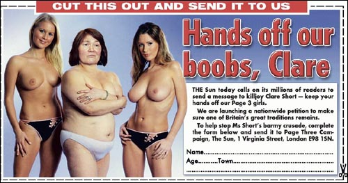 Hands Off Our Boobs