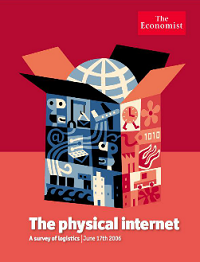 L'internet physique vu par the Economist
