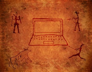 Cloud Computing - Prehistoric Art