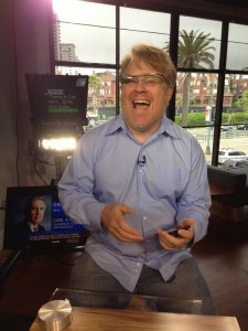 Robert Scoble et ses Google Glass