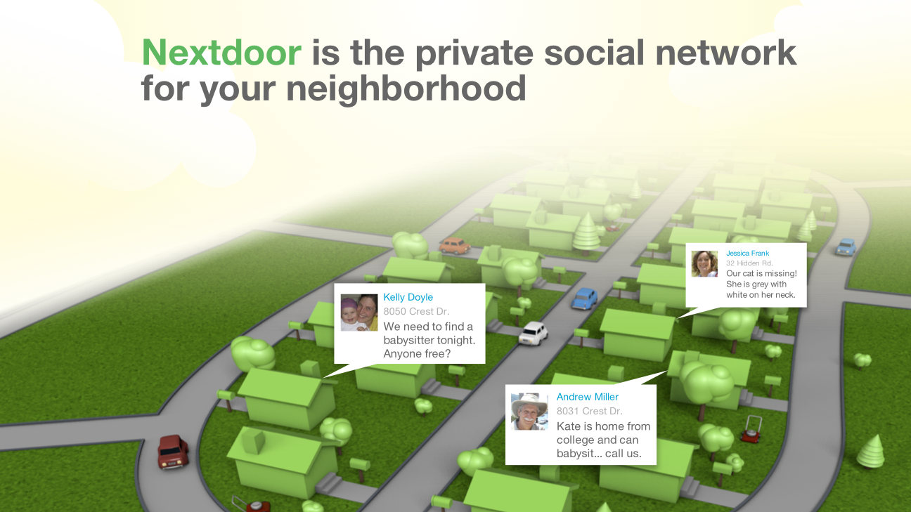 Next-Door-Social-Network
