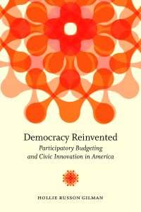 Couverture du livre Democracy Reinvented