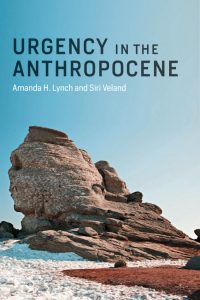 Couverture du livre Urgency in the Anthropocene
