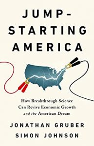 Jump Starting America de Jonatha Gruber et Simon Johnson