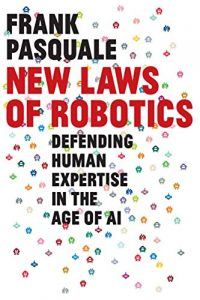 Couverture du livre New Law of Robotics