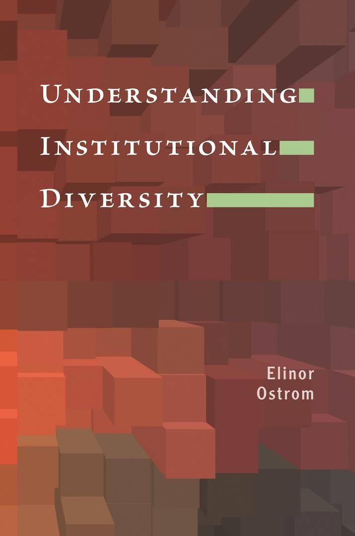 Couverture du livre Understanding Institutional Diversity