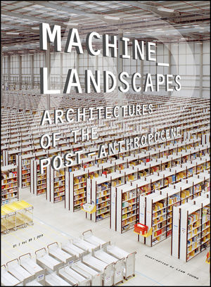 Couverture du livre Machine Landscapes